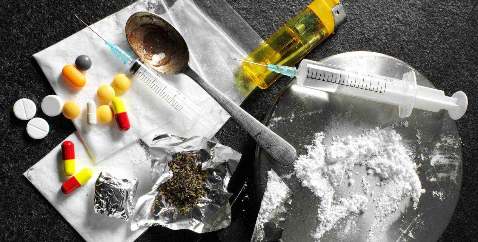 Narkomania, Uzależnienie od narkotyków
